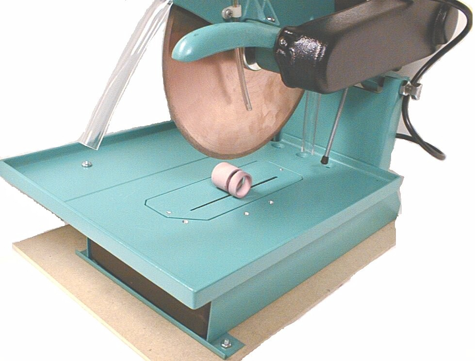Diamond Saws, for Industry, R & D, and Sample Preperation