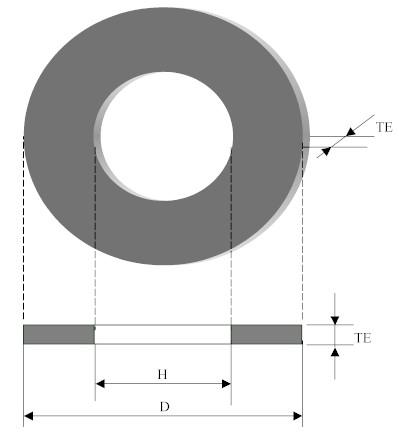 Diameter abbreviation